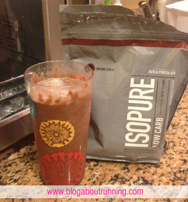 Isopure dutch chocolate review