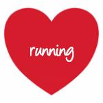 running-heart