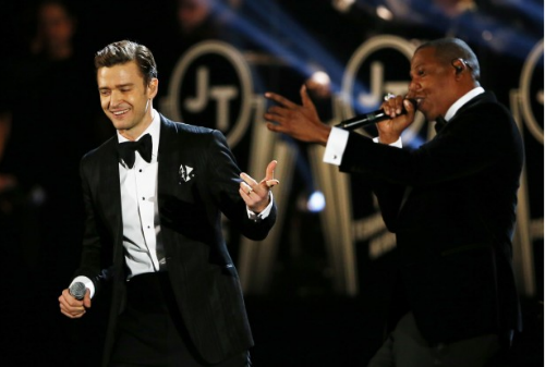 JT and Jay-z