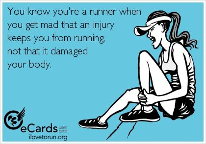 Running Injury
