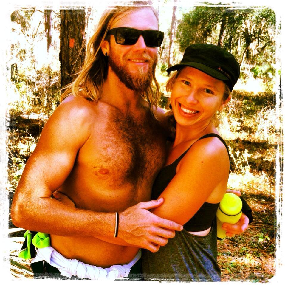 Timothy Olson and Krista Olson
