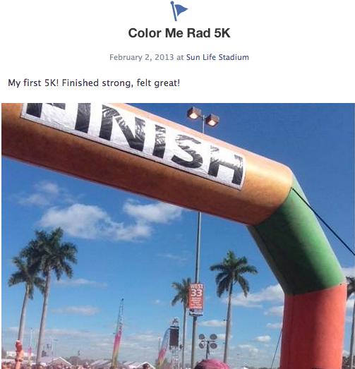my first 5K